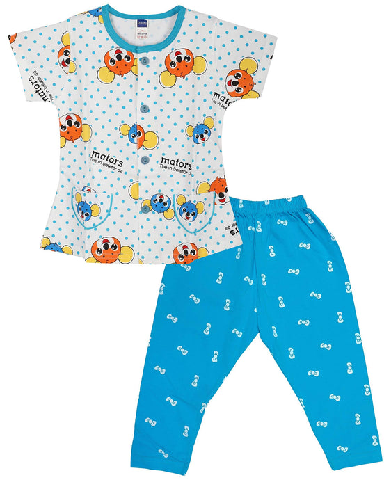 Romano nx Girls' Pyjama & Top romanonx.com 2-3 Years