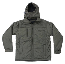 Load image into Gallery viewer, Romano nx Kid's Green Water Wind Snow Resistant Jacket With Hood for Boy's and Girl's romanonx.com