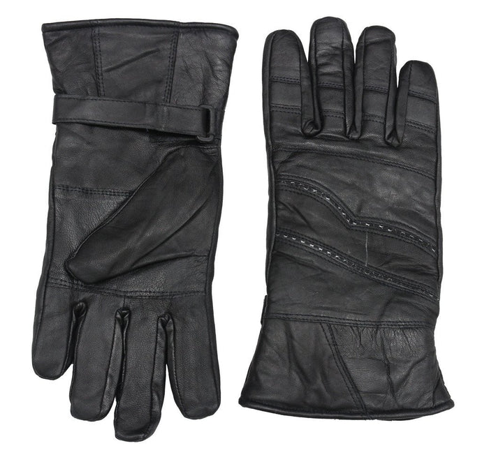 Romano nx Leather Winter Gloves for Men in 7 Colors romanonx.com L A