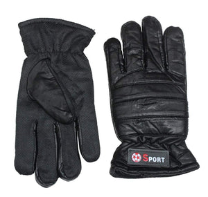 Romano nx Leather Winter Gloves for Men in 7 Colors romanonx.com L C