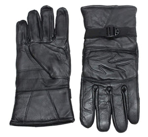 Romano nx Leather Winter Gloves for Men in 7 Colors romanonx.com L D