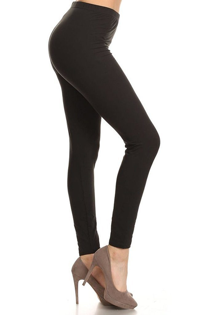 Romano nx Leggings for Womens in 28 Colors Apparel Romano Awesome Black 3XL
