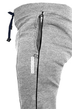 Load image into Gallery viewer, Romano nx Men's 100% Cotton Joggers Trackpants with Two Side Zipper Pockets in 4 Colors romanonx.com