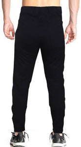 Romano nx Men's 100% Cotton Joggers Trackpants with Two Side Zipper Pockets in 4 Colors romanonx.com