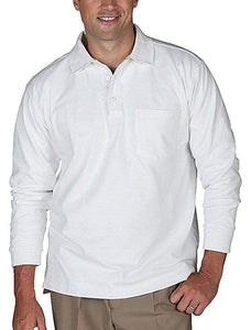 Romano nx Men's 100% Cotton Long Sleeve Regular Fit Polo T-Shirt romanonx.com