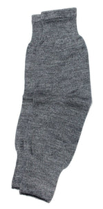 Romano nx Men's 100% Wool Warm Protective Knee Cap (Pair) in 3 Colors Apparel Romano Light Grey