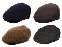 Romano nx Men's Classy Golf Cap Pack of 4 (Assorted Different Colors)