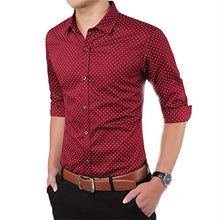 Load image into Gallery viewer, Romano nx Men's Cotton Casual Shirt in 6 Colors romanonx.com