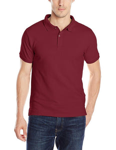 Romano nx Men's Polo T-Shirt with Pocket in 55 Colors Apparel Romano Burgundy 3XL
