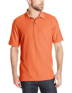 Romano nx Men's Polo T-Shirt with Pocket in 55 Colors Apparel Romano Camellia 3XL
