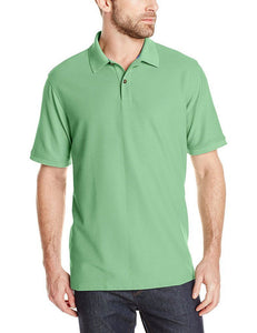 Romano nx Men's Polo T-Shirt with Pocket in 55 Colors Apparel Romano Green Absinthe 3XL