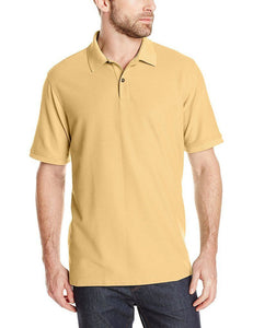 Romano nx Men's Polo T-Shirt with Pocket in 55 Colors Apparel Romano Nectar Apricot 3XL