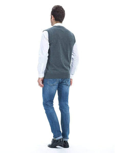 Romano nx Men's Sleeveless Sweater in 13 Colors romanonx.com