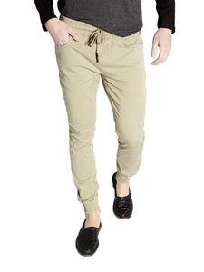 Romano nx Men's Slim Fit Jogger Apparel Romano Beige L