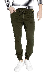 Romano nx Men's Slim Fit Jogger Apparel Romano Olive Green L