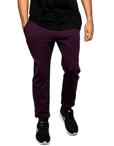 Romano nx Men's Slim Fit Jogger Apparel Romano Purple L