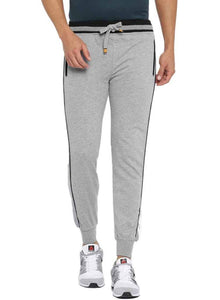 Romano nx Men's Slim Fit Jogger Apparel Romano Soft Hosiery Light Grey L
