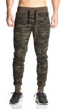 Load image into Gallery viewer, Romano nx Men's Slim Fit Jogger Apparel Romano Trendy Army Camo 3XL