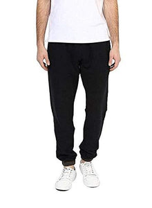 Romano nx Men's Slim Fit Joggers romanonx.com Black L