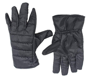 Romano nx Men's Snow and Water-Proof Winter Gloves (Black, Free Size) romanonx.com