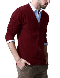 Romano nx Mens Solid Woollen Sweater in 10 Colors romanonx.com