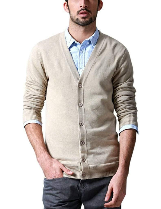 Romano nx Mens Solid Woollen Sweater in 10 Colors romanonx.com Beige L