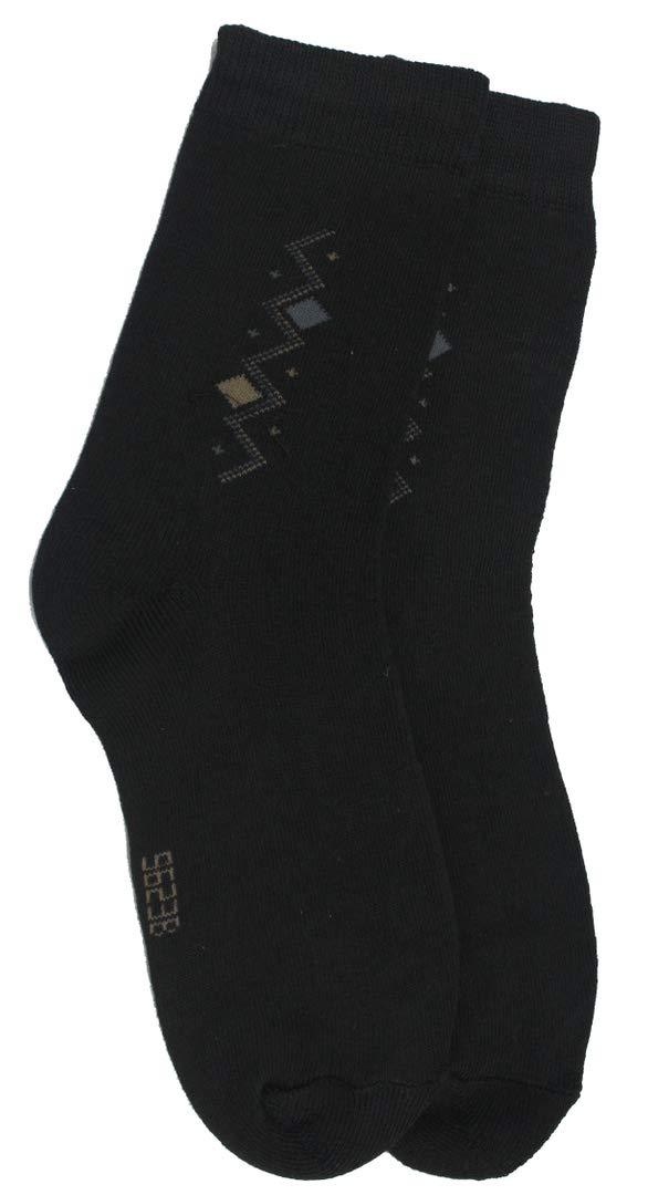 Romano nx Men's Warm Wool Socks in 3 Colors romanonx.com Black