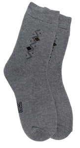 Romano nx Men's Warm Wool Socks in 3 Colors romanonx.com Light Grey