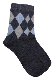 Romano nx Men's Wool Socks in 3 Colors romanonx.com Black