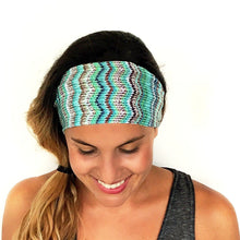 Load image into Gallery viewer, Romano nx Multi functional Stylish Unisex Bandana Headband (Multicolour) romanonx.com