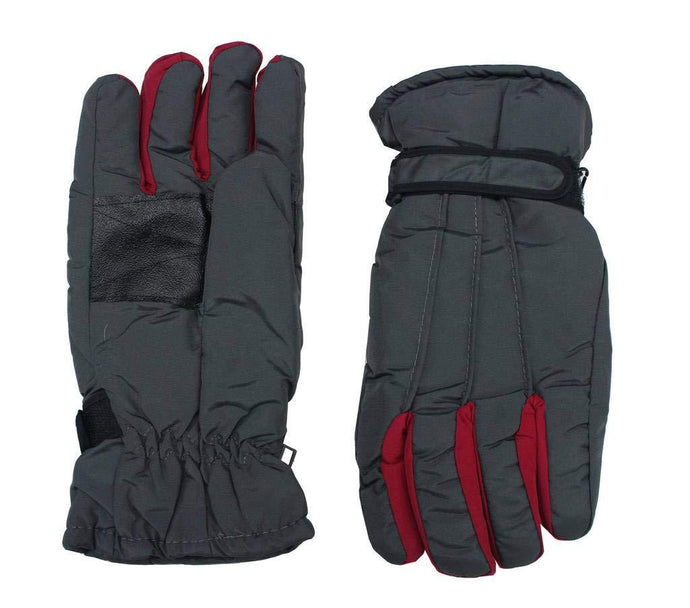 Romano nx Premium Snow-Proof Winter Gloves for Men in 16 Colors romanonx.com Snow A