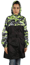 Load image into Gallery viewer, Romano nx Waterproof Camouflage Rain Jacket for Women romanonx.com
