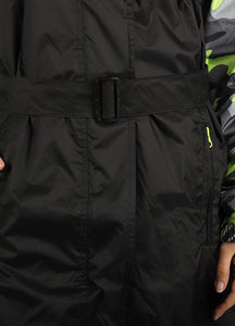 Romano nx Waterproof Camouflage Rain Jacket for Women romanonx.com