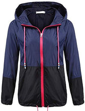 Load image into Gallery viewer, Romano nx Waterproof Rain Jacket for Women romanonx.com