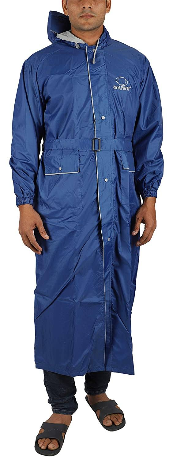 Romano nx Waterproof Rain Overcoat for Men romanonx.com