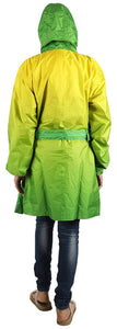 Romano nx Waterproof Trendy Rain Jacket for Women romanonx.com