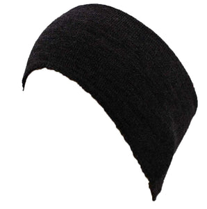 Romano nx Winter Wool Ear Cover Band in 4 Colors romanonx.com Dark Grey