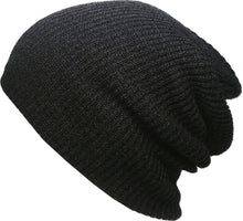 Load image into Gallery viewer, Romano nx Women's Beanie Cap in 22 Colors romanonx.com Black C
