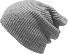 Load image into Gallery viewer, Romano nx Women's Beanie Cap in 22 Colors romanonx.com Light Grey A