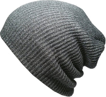 Load image into Gallery viewer, Romano nx Women's Beanie Cap in 22 Colors romanonx.com Light Grey C