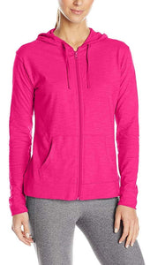 Romano nx Women's Cotton Hooded Sweatshirt in 6 Colors romanonx.com Pink 3XL