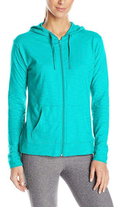 Romano nx Women's Cotton Hooded Sweatshirt in 6 Colors romanonx.com Teal 3XL