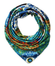 Load image into Gallery viewer, Romano nx Women's Large Soft Pashmina Shawl Wrap romanonx.com Print I