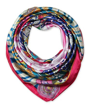 Load image into Gallery viewer, Romano nx Women's Large Soft Pashmina Shawl Wrap romanonx.com Print S