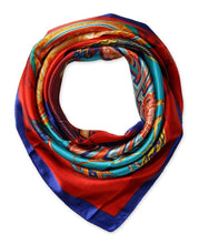 Load image into Gallery viewer, Romano nx Women's Large Soft Pashmina Shawl Wrap romanonx.com Print V