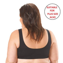Load image into Gallery viewer, Romano nx Women's Seamless Wireless Sports Bra with Removable Pads romanonx.com