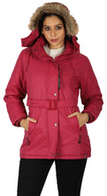 Load image into Gallery viewer, Romano nx Women's Waterproof Snow Jacket for Minus Degree romanonx.com