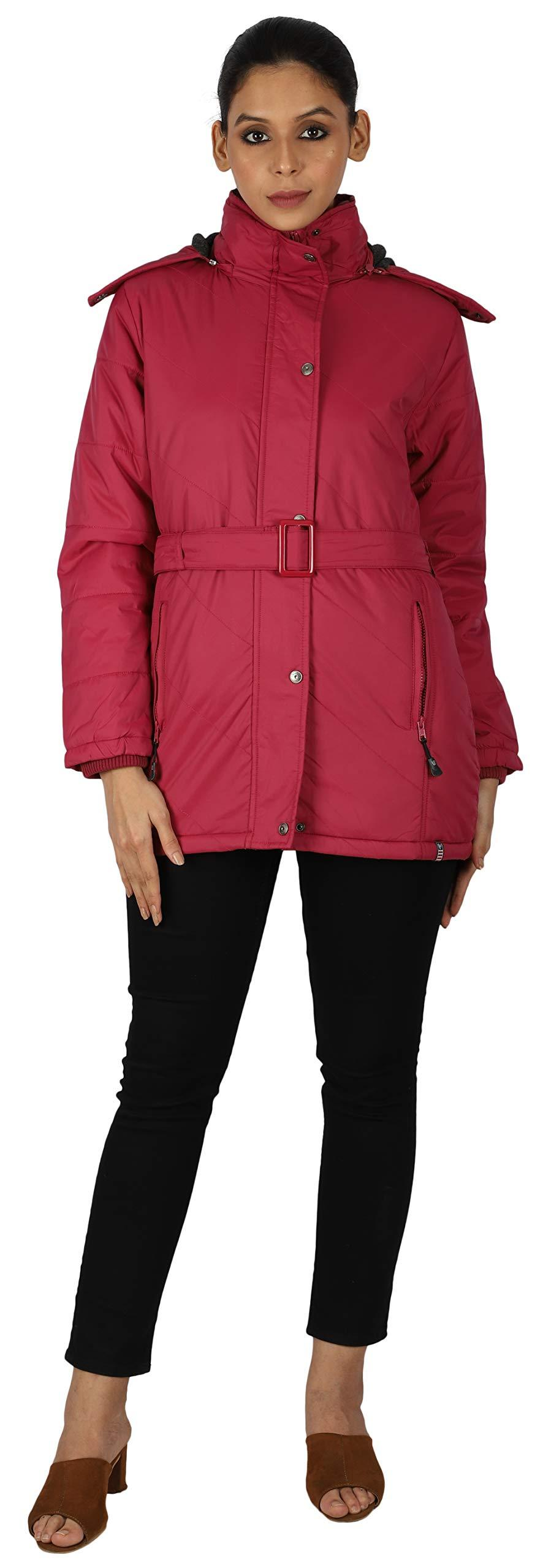 Romano nx Women's Waterproof Snow Jacket for Minus Degree romanonx.com 3XL