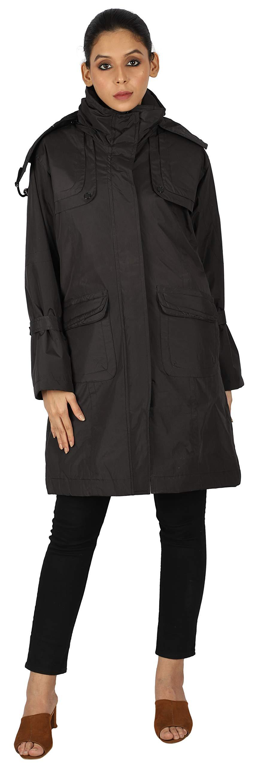 Romano nx Women's Waterproof Snow Jacket for Minus Degree romanonx.com 4XL