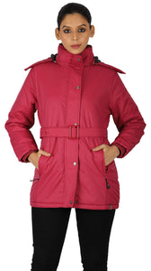 Romano nx Women's Waterproof Snow Jacket for Minus Degree romanonx.com